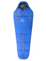 NATURE HIKE - Mobile Sleeping Bag สำหรับ 5 องศา (Blue)